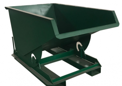 COLLAPSIBLE DUMPSTER 1
